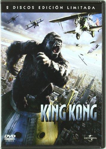 King Kong (2005) [Edici Especial 2 Discos] (Dvd Import) (European Format - Region 2) (2012) Adrien Brody
