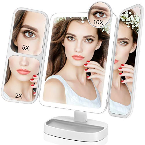 Led Vanity Makeup Mirror
