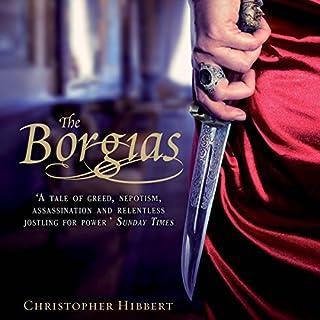 The Borgias cover art