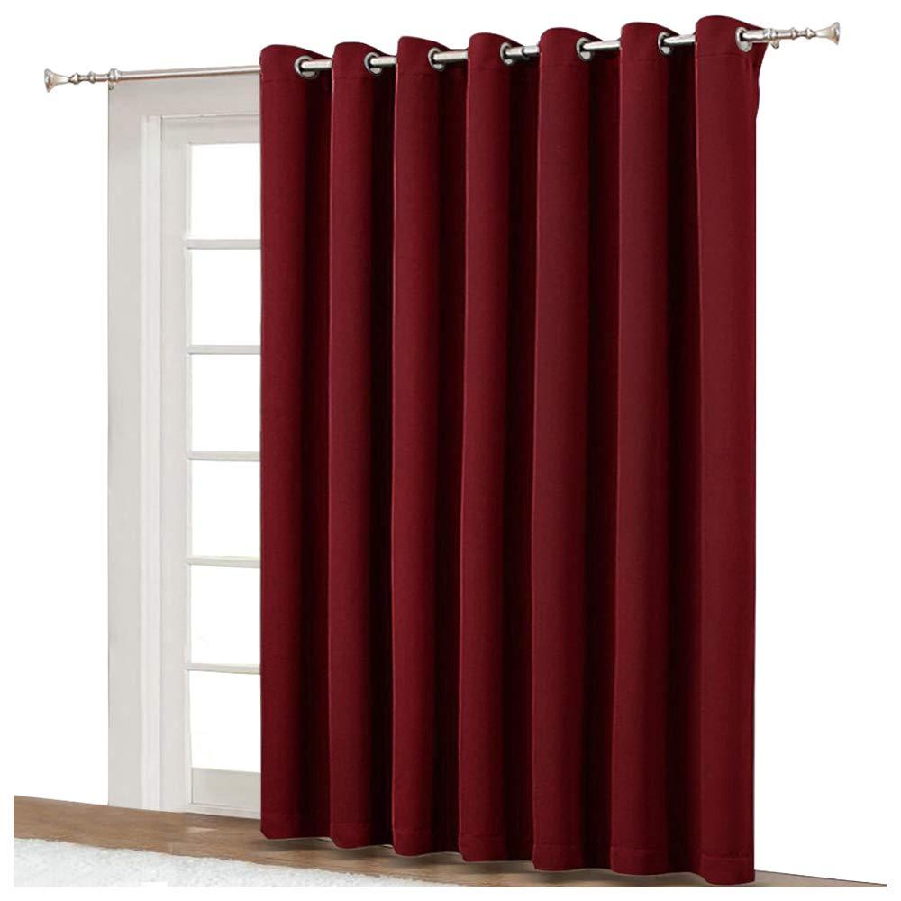 sliding door indoor slider curtains