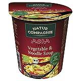 Natur Compagnie Vaso Asia Pasta con Verduras Bio - 55 gr
