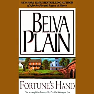 Fortune's Hand audiobook cover art