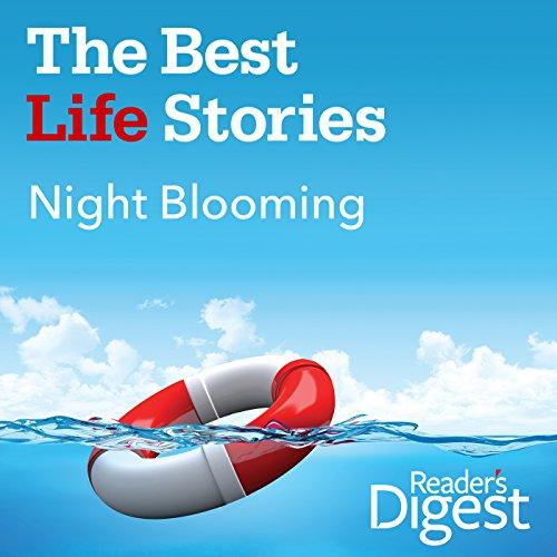 Night Blooming audiobook cover art