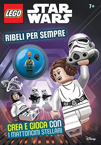 Ribelli per sempre. Star Wars. Lego. Super album