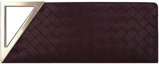 Luxury Fashion   Bottega Veneta Womens 591664VO0BL2208 Burgundy Clutch   Fall Winter 19