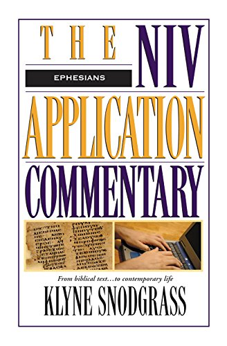 Ephesians (The NIV Application Commentary Book 10) (English Edition)