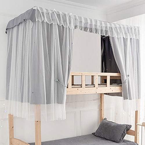 Bunk bed curtains dorm _image2