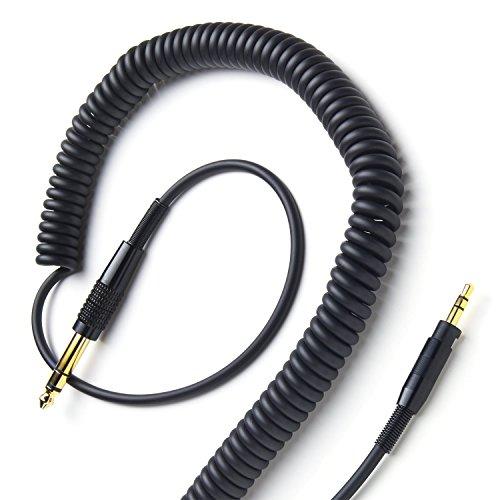 V-Moda Coilpro Cavo Prolunga (Black)