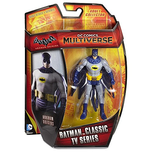 "DC Comics Multiverse Batman '66 4"" Action Figure"