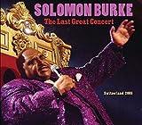 Songtexte von Solomon Burke - Last Great Concert