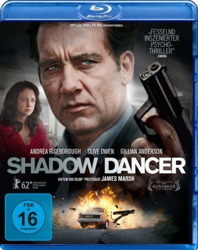 Shadow Dancer [Blu-ray] [Alemania]