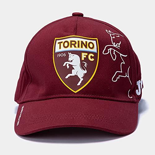 Joma Cappello con Visiera Ufficiale Torino FC Originale Stagione 2020/21 Taglia Junior Belotti Sirigu Zaza