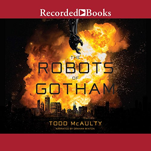 The Robots of Gotham cover art