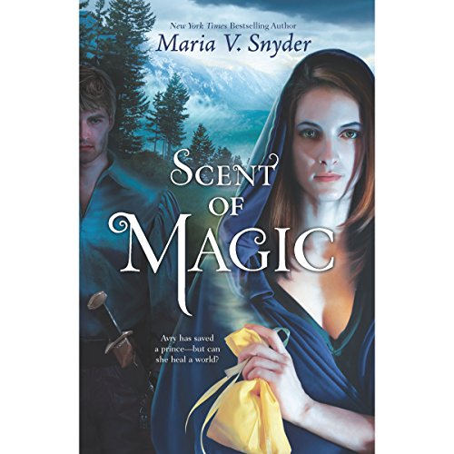 Scent of Magic cover art