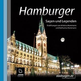 Hamburger Sagen und Legenden Titelbild