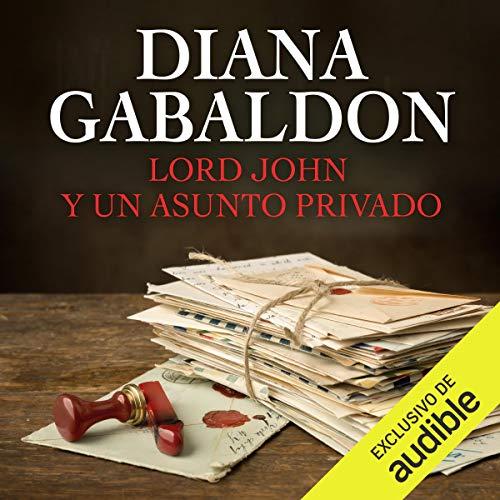 Diseño de la portada del título Lord John y un Asunto Privado