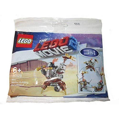 LEGO The Movie 2 Mini Master-Building MetalBeard Polybag Set 30528