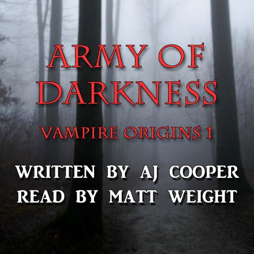 Army of Darkness audiobook cover art
