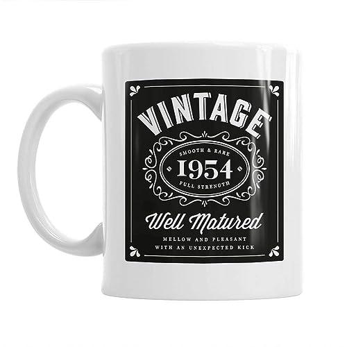 65th Birthday Gift Idea Vintage Classic Bourbon For Men Or Women Him