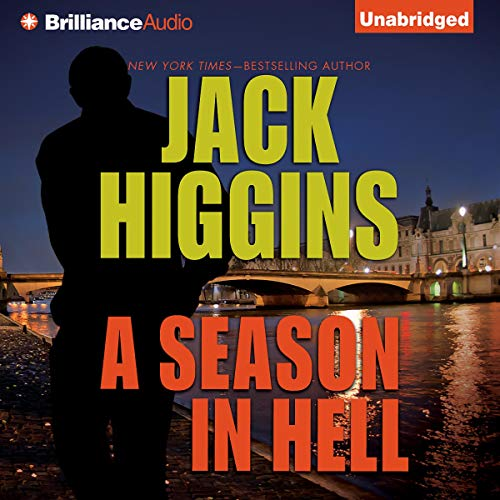 A Season in Hell Audiobook By Jack Higgins cover art
