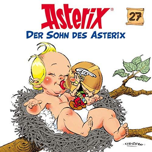 Der Sohn des Asterix Titelbild