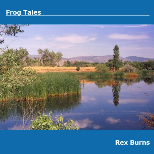 Frog Tales audiobook cover art
