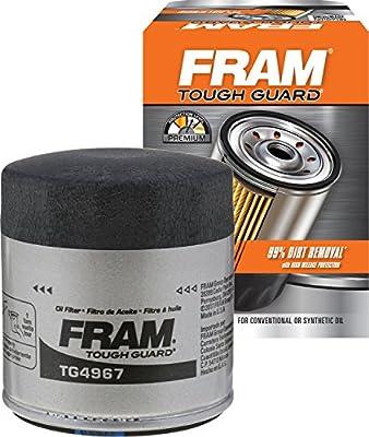 FRAM TG4967 Tough Guard Passenger Car Spin-On Oil Filter
