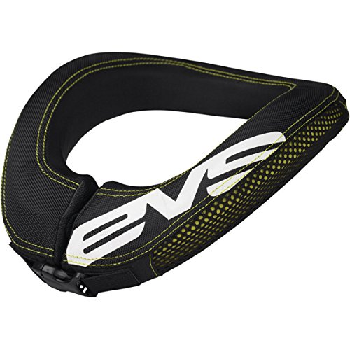 EVS RC2 Adult Race Collar Motox/Off-Road/Dirt Bike Motorcycle Body Armor - Black/One Size
