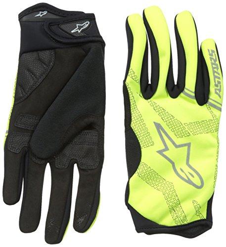 Alpinestar Cycling Handschuhe Stratus Fluo gelb S