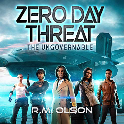 Zero Day Threat Audiobook By R. M. Olson cover art
