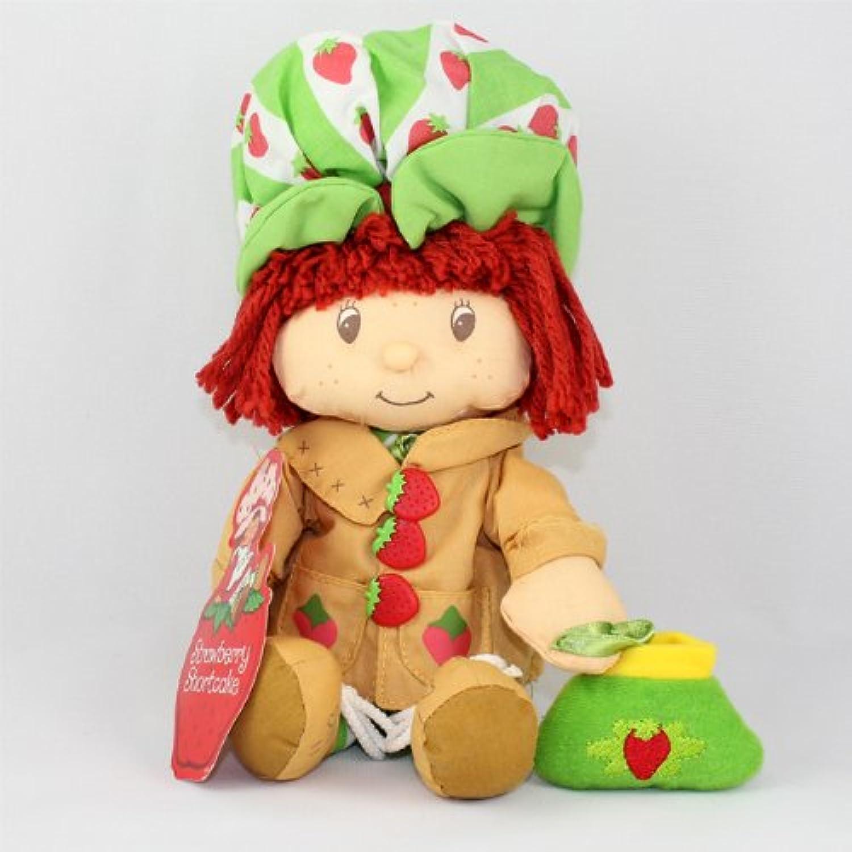 10.5 Strawberry Shortcake Plush Doll