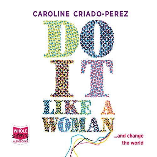Do It Like a Woman audiobook cover art