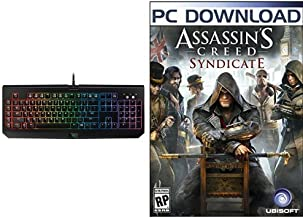 Assassin's Creed Syndicate - PC [Download Code] and Keyboard Bundle