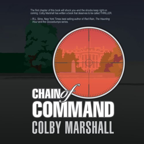 Chain of Command audiobook cover art