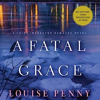 A Fatal Grace audiobook cover art