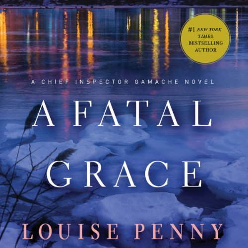 Couverture de A Fatal Grace