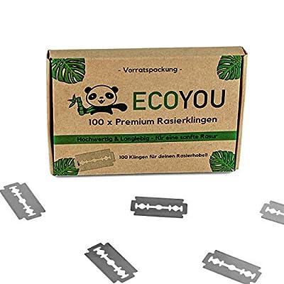 EcoYou® Premium Rasierklingen für