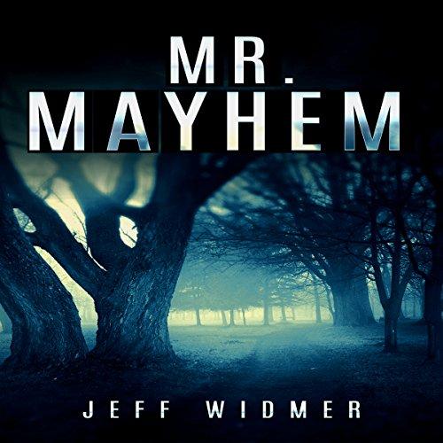 Mr. Mayhem audiobook cover art