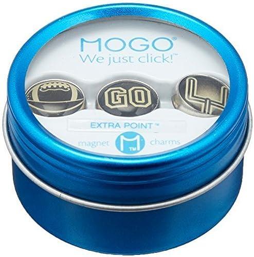 Vuelta de 10 dias Mogo Design Team Spirit Collections Extra Point by MOGO MOGO MOGO Design, Inc  Entrega gratuita y rápida disponible.