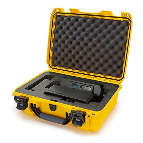 Nanuk 925 Hartschalenkoffer für Matterport Kamera, wasserdicht, mit Schaumstoffeinlage, Gelb