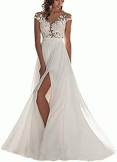 Best beach wedding gowns 2016 Reviews