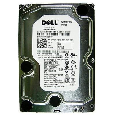 Dell V8FCR 1tb 7.2k 3.5 Sata Hard Drive