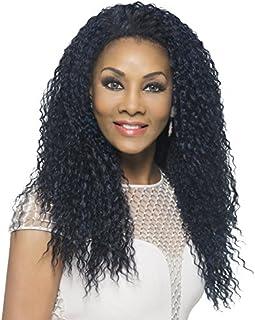 Vivica A Fox Hair Collection FHW-MEENA New Futura Synthetic Fiber Express Half Wig, 613, 11.3 Ounce