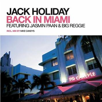 Back in Miami