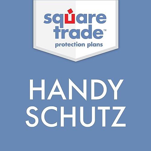 SquareTrade Monatlicher Versicherungsschutz gegen unbeabsichtigte Schäden für Mobiltelefone von €150 bis €199.99