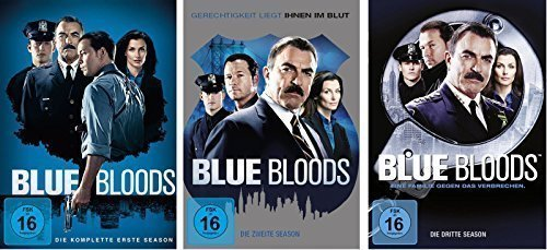 Produktbild Blue Bloods - Season 1-3 im Set - Deutsche Originalware [18 DVDs]