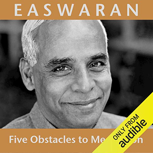 Five Obstacles to Meditation cover art
