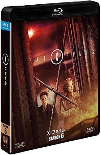 David Duchovny - The X-Files: Sixth Season (6 Blu-Ray) [Edizione: Giappone]