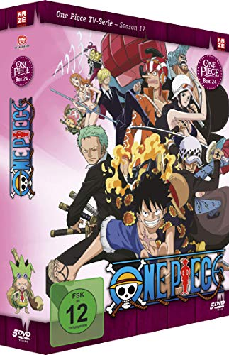 One Piece - TV-Serie - Vol. 24 -...