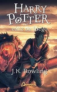 Harry Potter y el caliz de fuego (Harry 04) (Spanish Edition) by J. K. Rowling (2015-07-01)